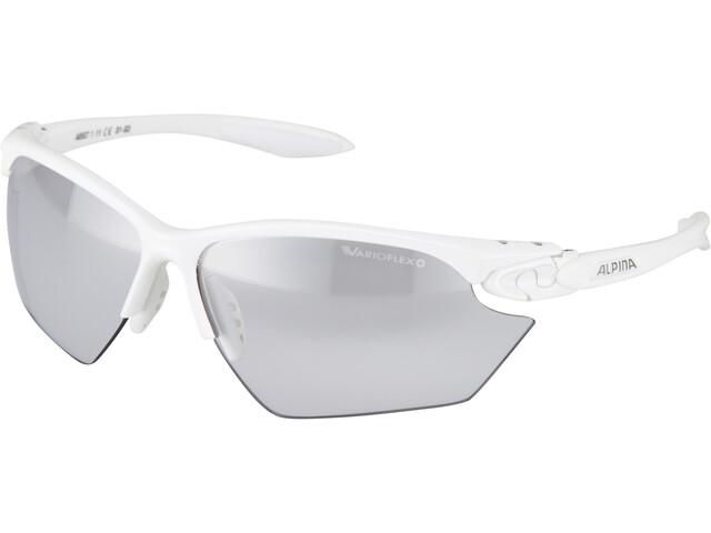 Alpina Twist Four S VL+ Bril Dames, white
